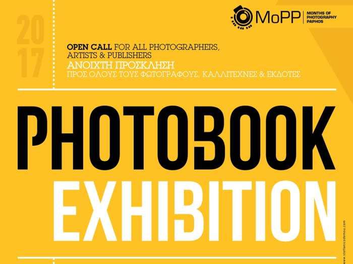 MOPP Photobook Exhibition 2017 cover