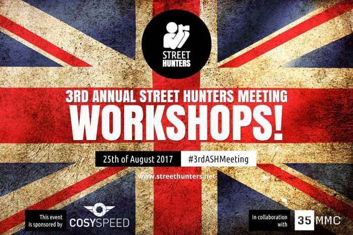 Street Hunters Street Photography Workshops in London