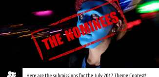 The Colour Blue Nominees