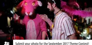 The colour Pink contest