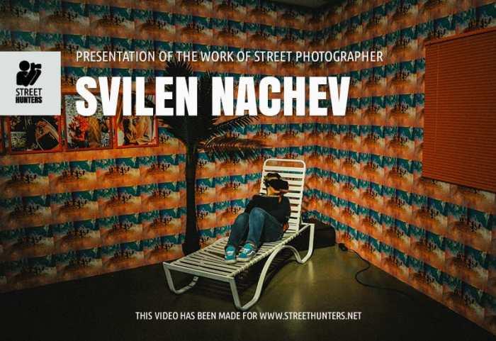 Svilen Nachev's slideshow presentation