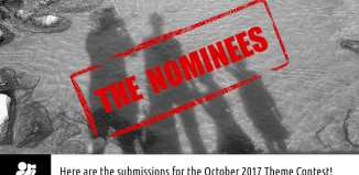 October Nominees for Shadows Telling A Story