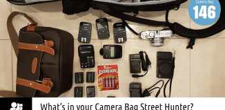 Inside Sebastian Jacobitz's Camera Bag