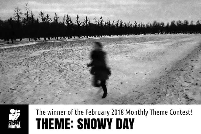 Winner of the February 2018 Street Photography Contest, Jeffrey De Keyser