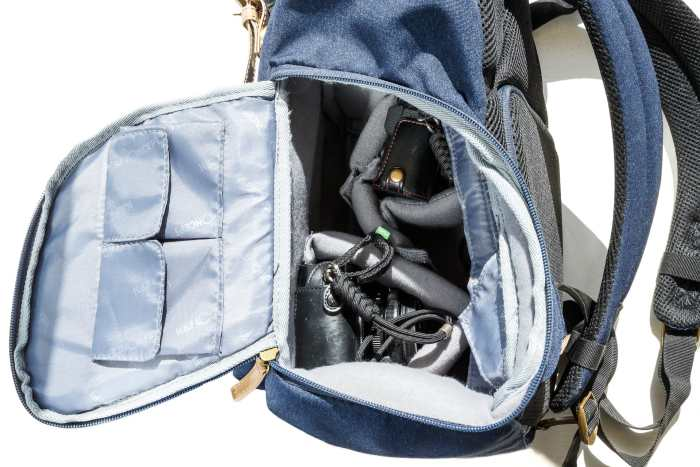K&F Concept Camera Backpack Review 6