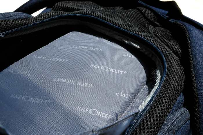 K&F Concept Camera Backpack Review 3