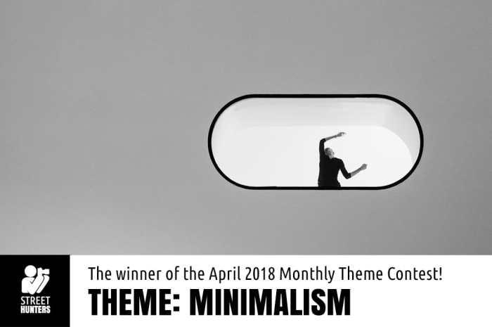 Achim Katzberg - Winner of the April 2018 Street Photography Contest