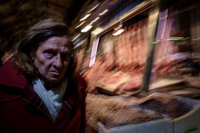 In meat we trust by Spyros Papaspyropoulos
