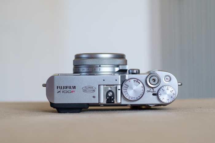 Fujifilm X100F for Street Photography build quality 1