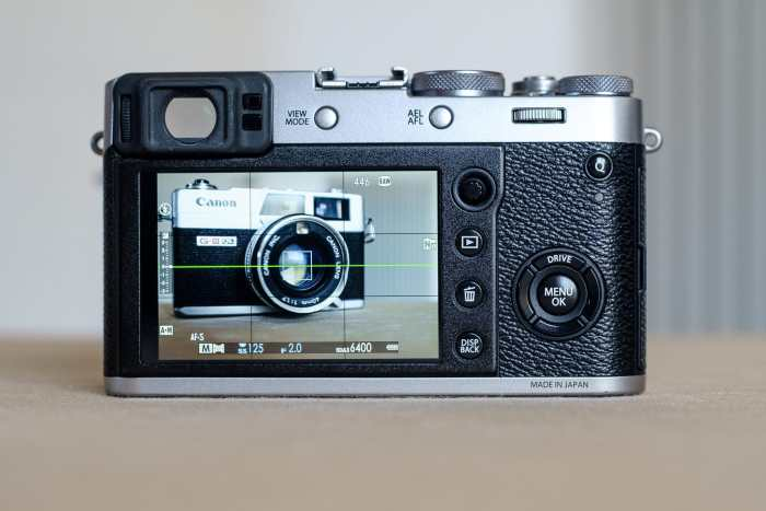 Fujifilm X100F for Street Photography build quality 2