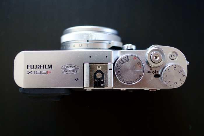 Fujifilm X100F for Street Photography handling 2