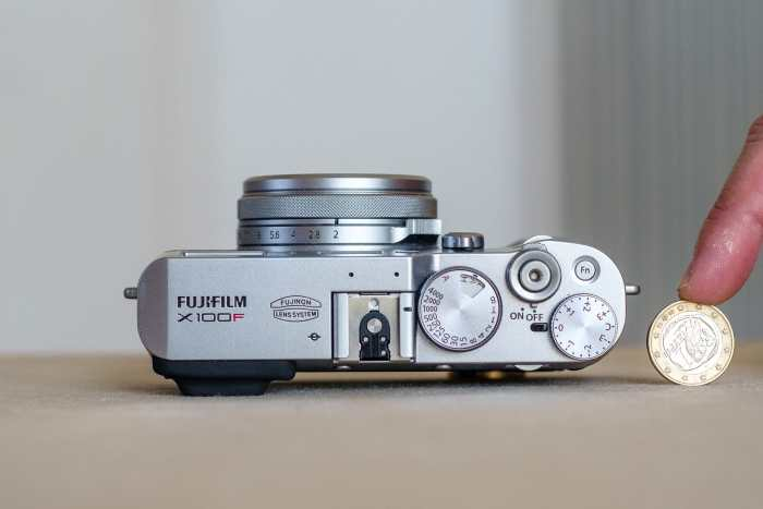 Fujifilm X100F for Street Photography value