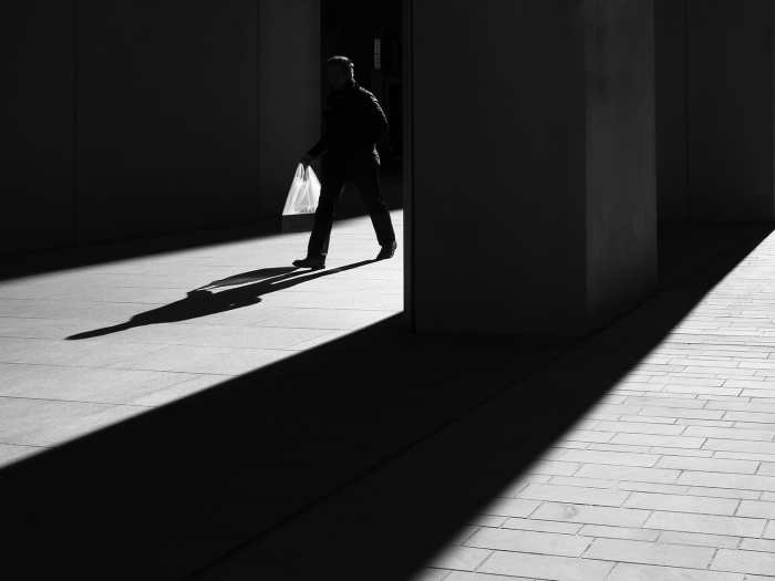 Light shopping by Rupert Vandervell