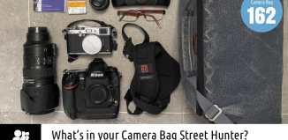 Inside Nico Ouburg's Camera Bag - Bag no. 162