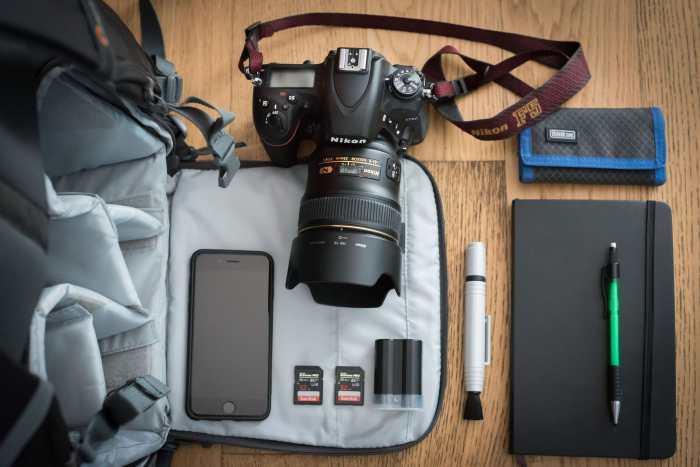 Inside Sotiris Stampoulidis' Camera Bag - Bag No. 163