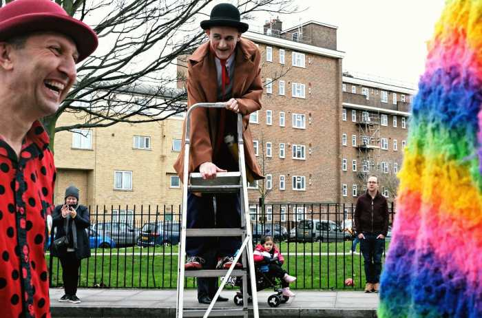 Photos by London based Street Photographer Becky Frances