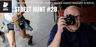 Street Hunt 28 in Berlin with Martin Waltz and Yiannis Fragkakis