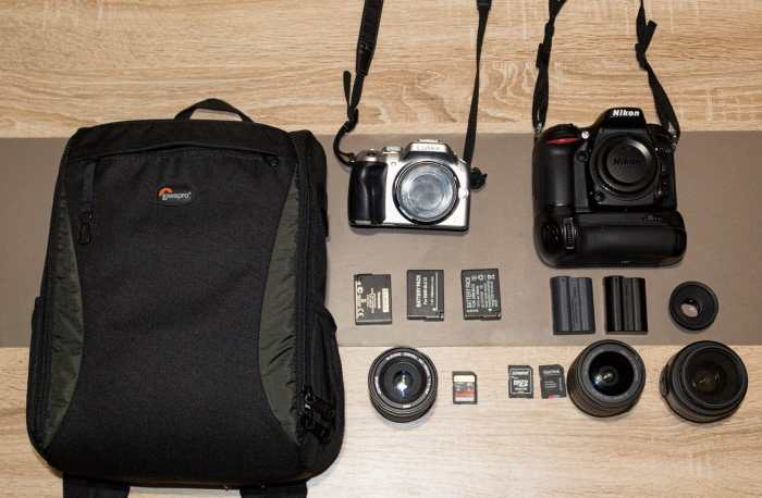 Inside Pavlos Iakovidis Camera Bag - Bag No. 187
