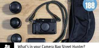 Patryk Stanisz's Camera Bag - Bag No.188