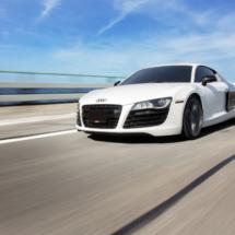 Audi R8 Vinyl Wrap Long Island NY street image motorsports