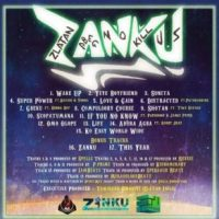 DOWNLOAD ALBUM : Zlatan – Zanku Album