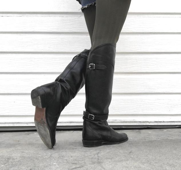 black frye dorado boots