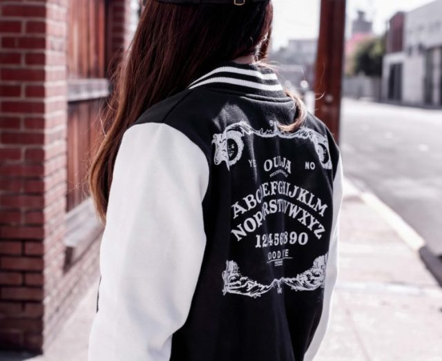 ouija board jacket