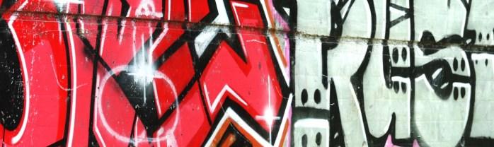 graffiti tag lettrage