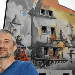 WEN2 Street Art