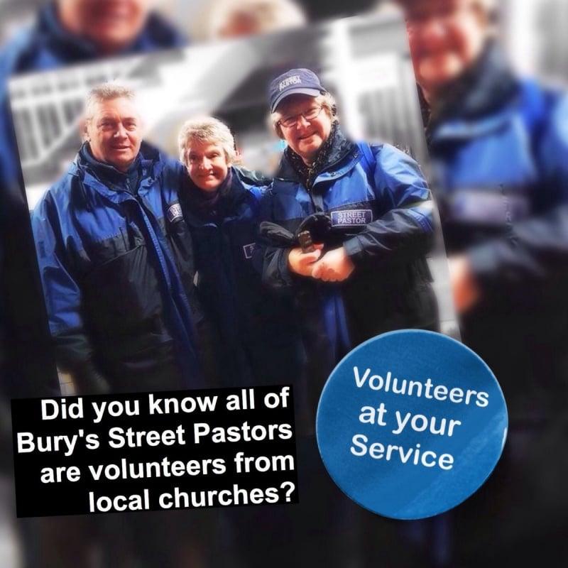 Street Pastors July