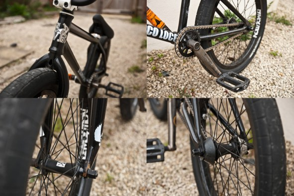 Bike Check, Closer Inspection | Photo: Sam Baggette
