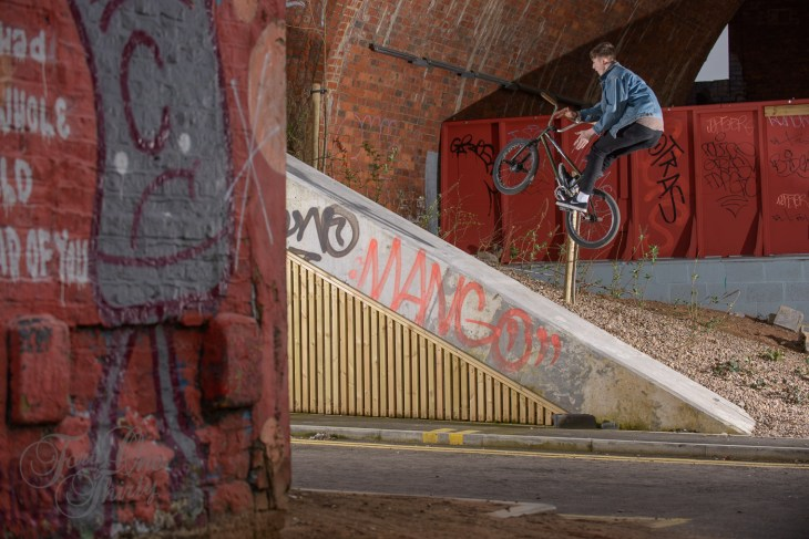 Conor Bedford - Bars to Fakie, Tyne Bar(s)