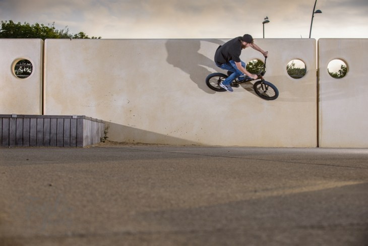 Jamie Whitts - Gap to Wall, South Shields