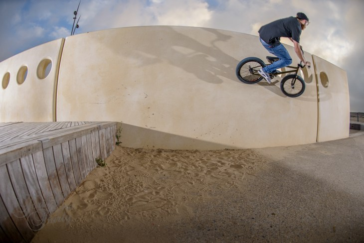 Jamie Witts - Gap to Wall, South Shields