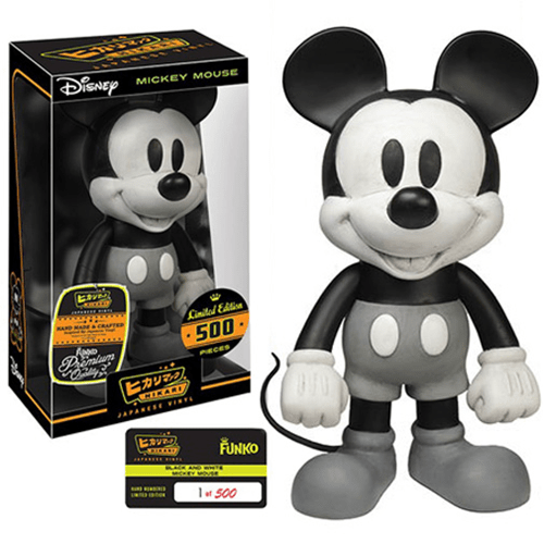 Disney_Black_and_White_Mickey_Mouse_Hikari_Sofubi_Vinyl_Figure_by_Funko_