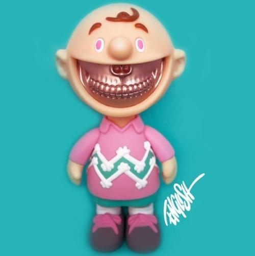 Charlie Grin OG Pink Edition