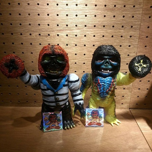 Rampage Toys Convict exclusive HAG-X