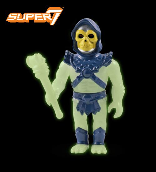 Ghoul Glow Skeletor