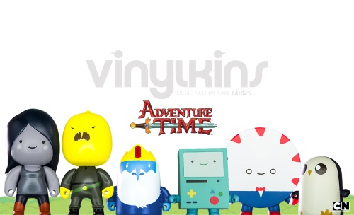 WeLovefine Vinylkins