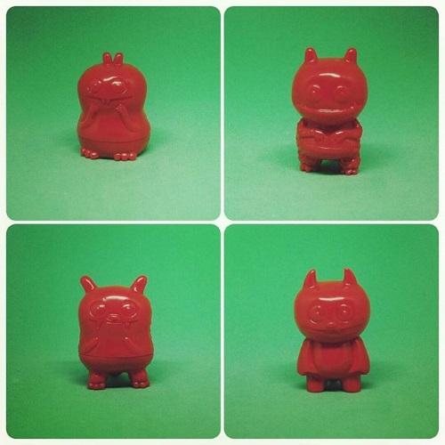 UGLYDOLL Mini Monsters Gacha figures