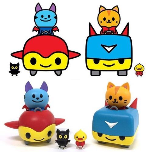 bat and cat motors