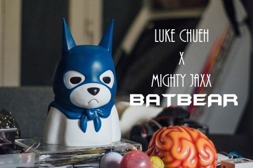 batbear bust LUKE