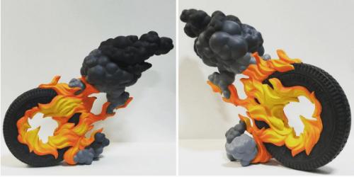 Firestarter polystone