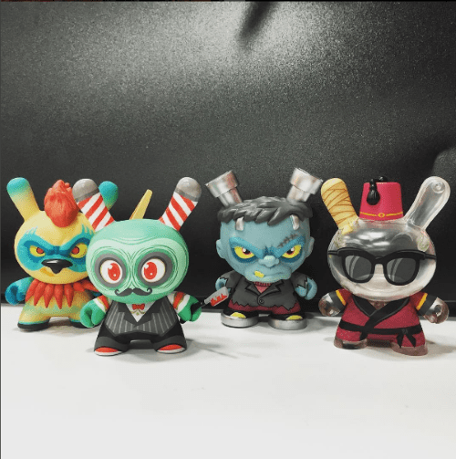 Kidrobot the odd ones