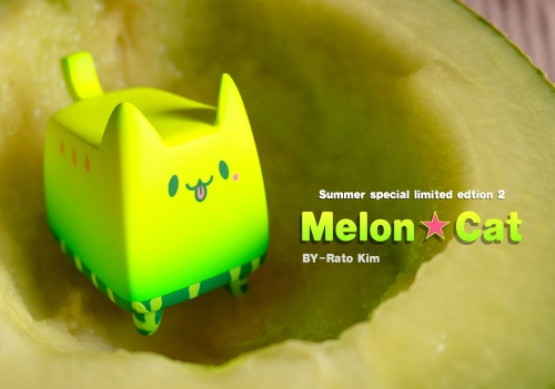 Melon Cat Rato kim resin