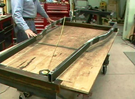 Street Rod 101 How to Build a Hot Rod Chassis