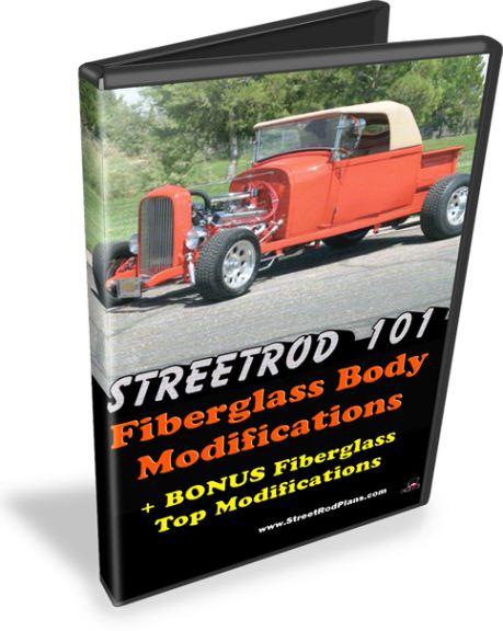 Fiberglass Body Modifications DVD 1