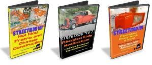 StreetRod 101 DVD collection