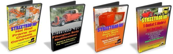 how to build a street rod