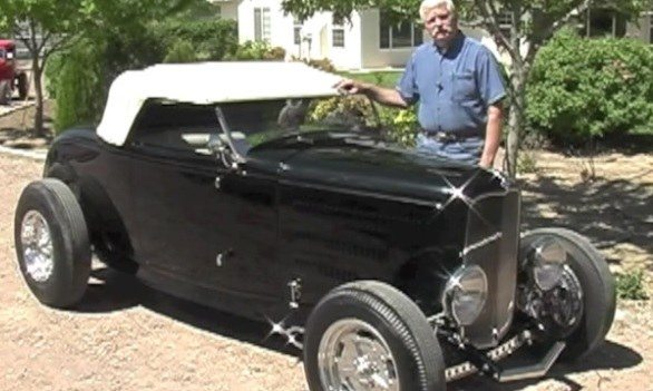 how to build a street rod 1932 Ford roadster